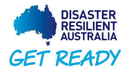 logo for Disaster Resilience program
