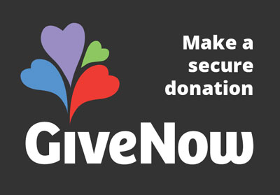Make a secure donation via GiveNow