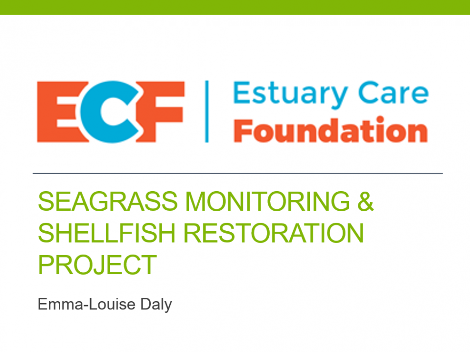 Emma Daly's presentation for ECF to Coastal Ambassadors Youth program 8.1.19